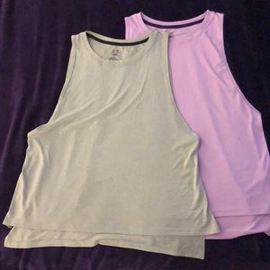 Set of Workout Tanks